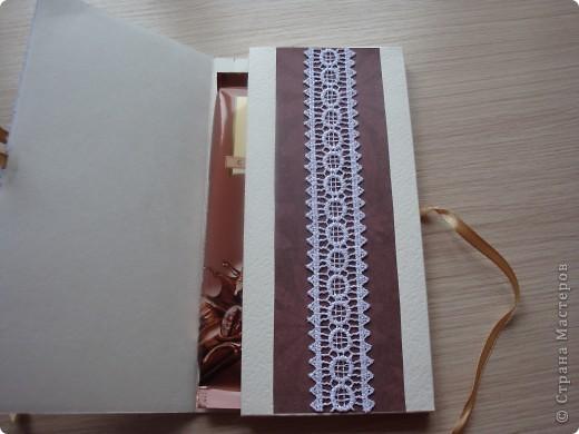 Вот такой подарочный набор получился у меня. Первый раз делала шоколадницу и свечку. Хочу сказать - процес ооооочень увлекательный. Думаю он у меня не последний. фото 3