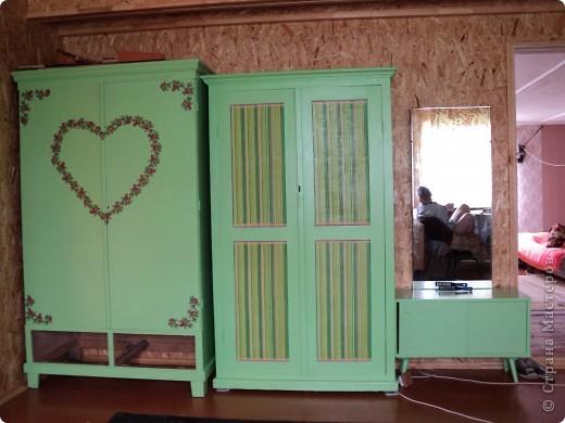 шкафы до переделки фото 2