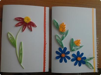 Вот такие открытки мы с детьми сделали ко Дню учителя фото 3