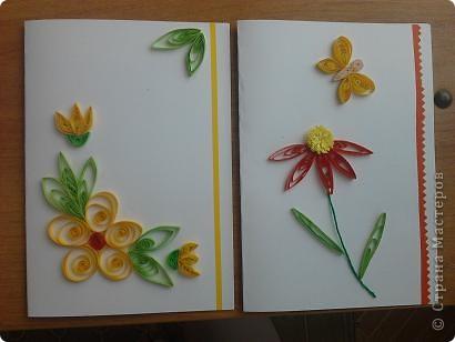 Вот такие открытки мы с детьми сделали ко Дню учителя фото 5