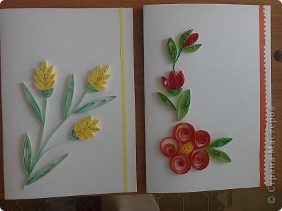 Вот такие открытки мы с детьми сделали ко Дню учителя фото 6