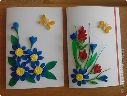 Вот такие открытки мы с детьми сделали ко Дню учителя фото 1
