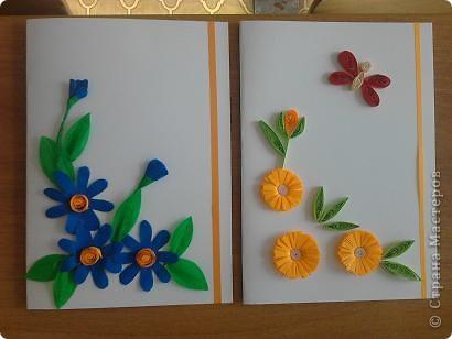 Вот такие открытки мы с детьми сделали ко Дню учителя фото 2