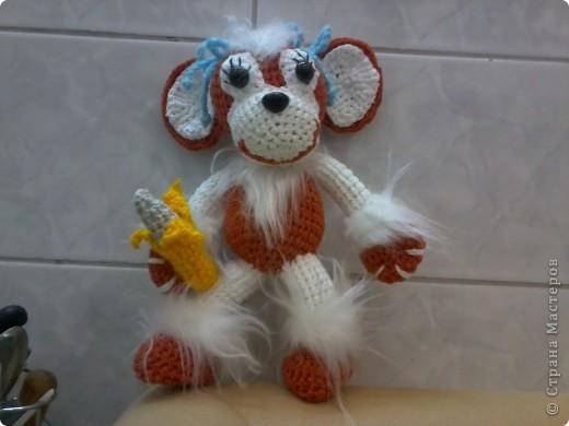 обезьянка  Анфиска