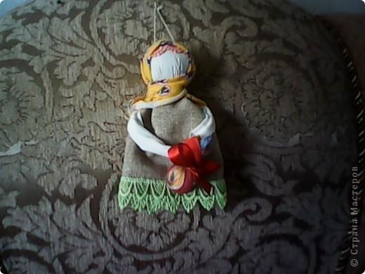 Кукла оберёг. фото 4