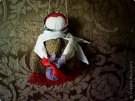 Кукла оберёг. фото 5