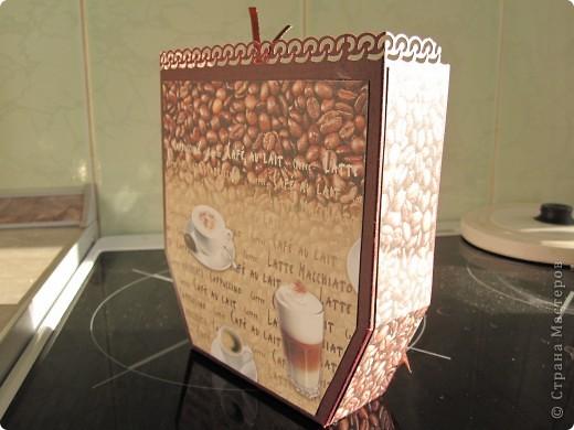 Вот такая родилась упаковочка для подарка на день рожденья подруги фото 2