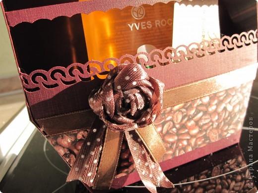 Вот такая родилась упаковочка для подарка на день рожденья подруги фото 3