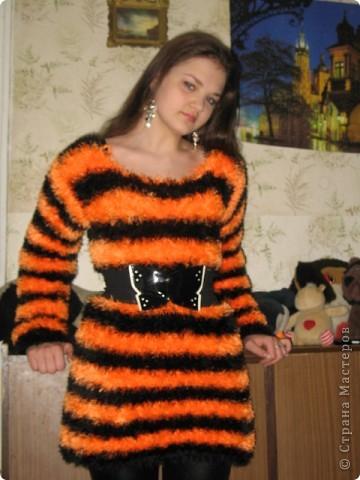 доченьке свитерок фото 1