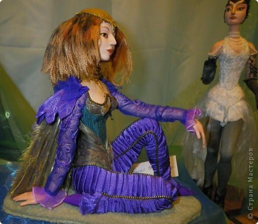 """""""Пьеро"""" кукла Натальи Мацегора. Кукол Натальи отличает размер-они выполнены,практически,в натуральную величину. фото 17"""