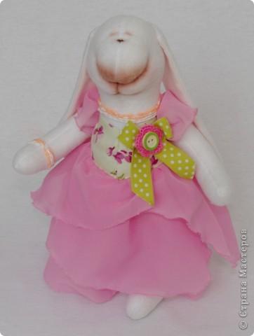 Розовая зайка фото 4