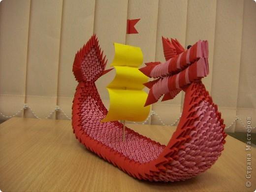 Корабль Дракон фото 2