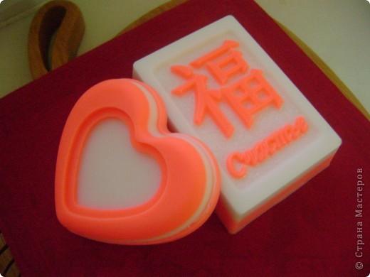 Какое-то оранжево-белое настроение... решила, что непременно должно пахнуть сладеньким!!! фото 1