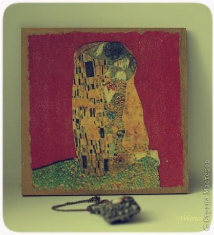 """Поцелуй"" Густав Климт! фото 3"