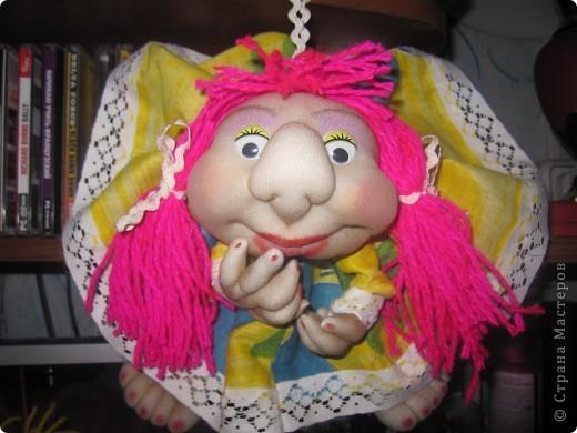 кукла-попик на удачу фото 3