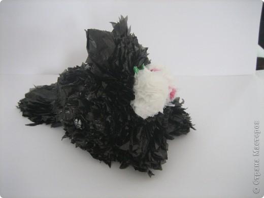 5 игрушек из полиэтиленовых пакетов украсили нашу выставку. фото 7