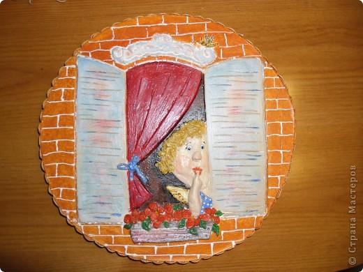Очень нравится творчество художника Юрия Мацик(а). Это третья работа по его картинам http://stranamasterov.ru/node/237319, http://stranamasterov.ru/node/215547. Расскажу и покажу, ка я это красила... фото 14