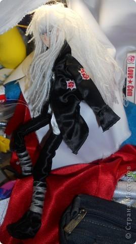 Оригинал, с которого шилась кукла) фото 2