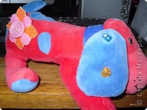 Обычную игрушку превращаем в развивалку для малыша до года фото 7