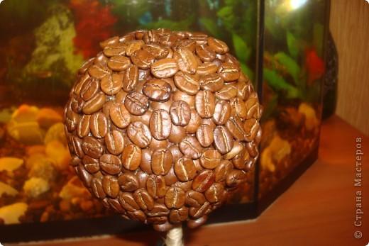 Сам шар - елочный пластмассовый шарик)  фото 2