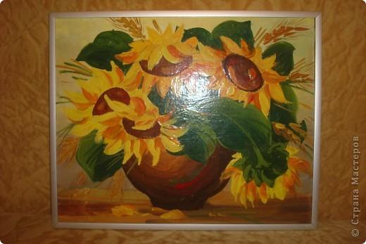 гуашь) лак дал какую-то желтезну, но тогда о существовании других я не знала) фото 3