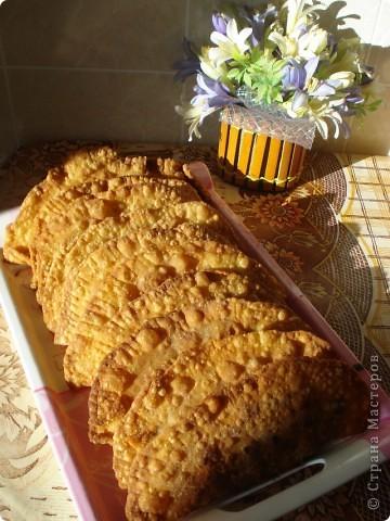 Вкусные,хрустящие чебуречки - угощайтесь! фото 1