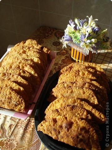 Вкусные,хрустящие чебуречки - угощайтесь! фото 3