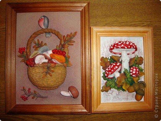 Картины из крупы для кухни своими руками