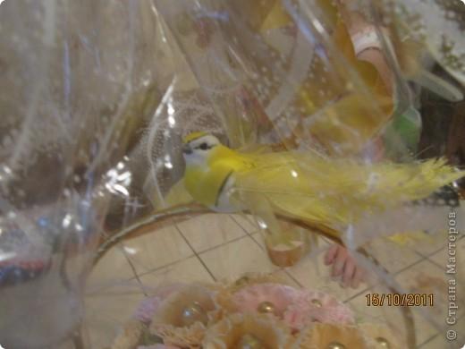 Корзинка с печеньем, конфетами и шоколадками. фото 4