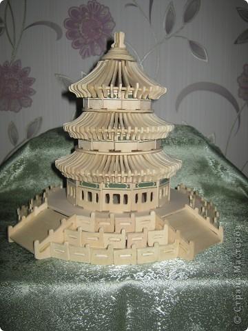 Это Японский храм. фото 1