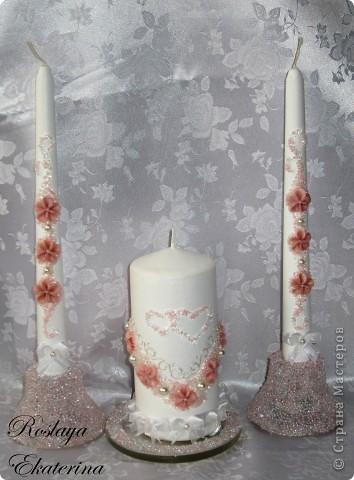 """Свадебный набор """"Розовые мечты"""" фото 2"""