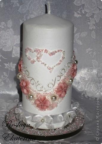 """Свадебный набор """"Розовые мечты"""" фото 3"""