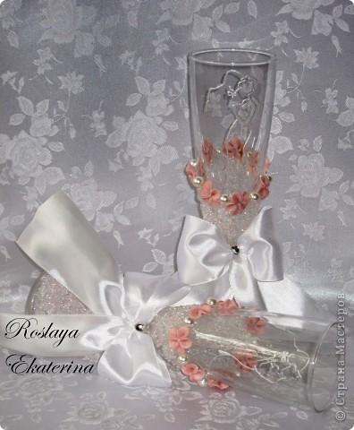 """Свадебный набор """"Розовые мечты"""" фото 5"""