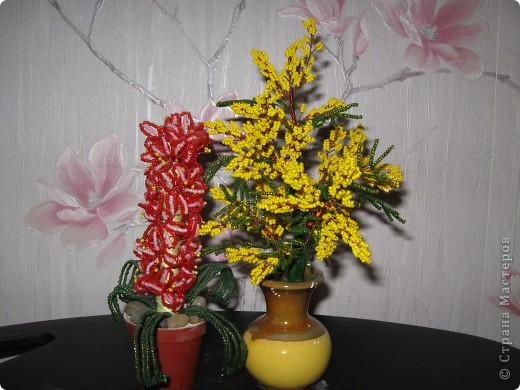 Цветы на восьмое марта, лучший подарок. Такие цветы я сделала в подарок своим подругам. фото 2