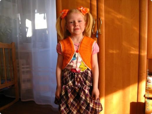 платье на выпускной в садик. фото 5