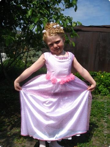 платье на выпускной в садик. фото 1