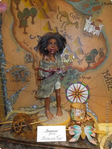 """""""Пьеро"""" кукла Натальи Мацегора. Кукол Натальи отличает размер-они выполнены,практически,в натуральную величину. фото 3"""