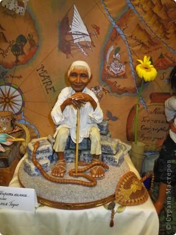 """""""Пьеро"""" кукла Натальи Мацегора. Кукол Натальи отличает размер-они выполнены,практически,в натуральную величину. фото 5"""