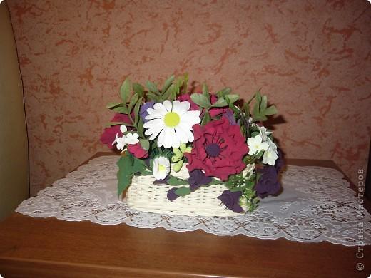 Букетик ко Дню рождения. фото 5