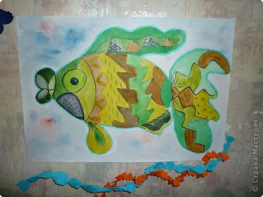 моя зеленая рыба фото 3