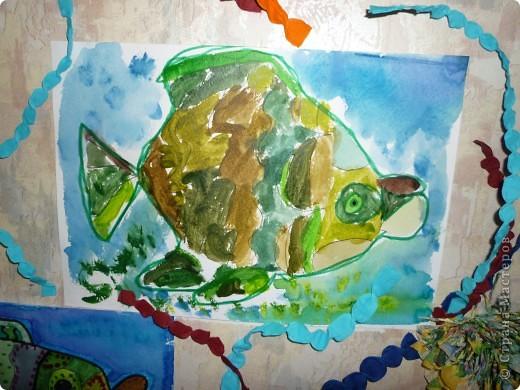моя зеленая рыба фото 2