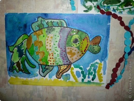 моя зеленая рыба фото 1