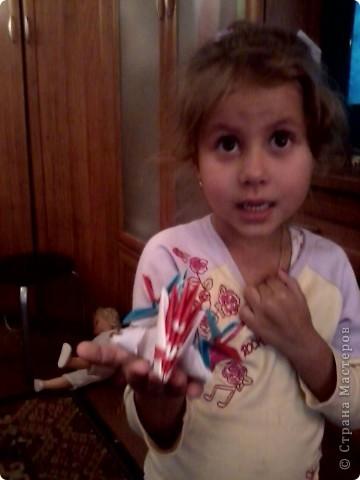 вот Вероника держит драшошу по имени Гоша(она его так называет) фото 1