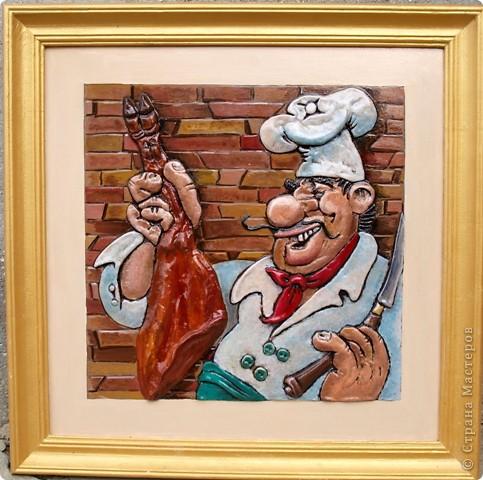 Основным блюдом в кафе будет хамон (свинная вялено-копчёная нога), оливки, оливковое масло и прочее. фото 3