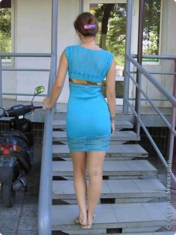 Платье летнее фото 2