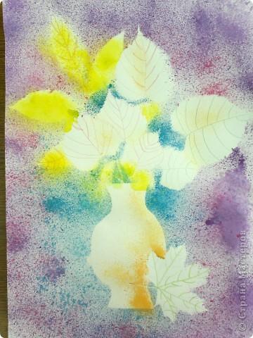 Краски осени (работы учащихся) фото 1