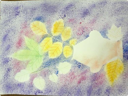 Краски осени (работы учащихся) фото 2