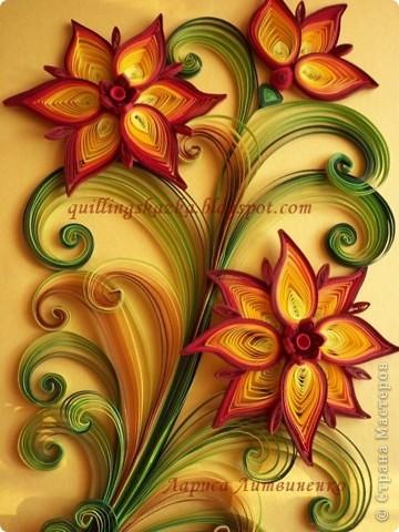 Осень желтая, багряная, златая, Ты блаженство, красота, покой. О печали и о грусти забывая, Восхищаюсь радостью земной. Опадают листья безмятежно.....  фото 3