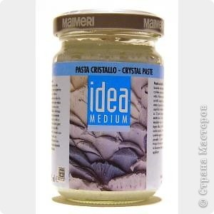 Девочки, помогите! В прошлом году купила хрустальную пасту IDEA MEDIUM, хранила в холодильнике, но она всё равно подсохла! Что делать???? Можно её чем-нибудь растворить или покупать новую?