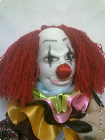 страшного клоуна заказал мальчик 20 лет... фото 1